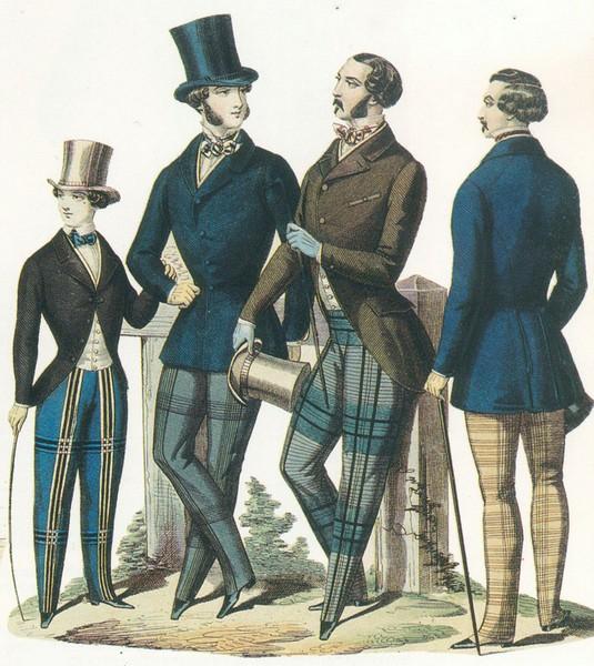 piega pantalone classico