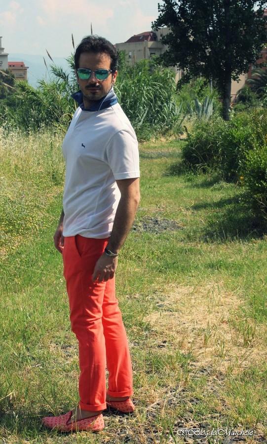 polo harmont&blaine uomo primavera estate 2014