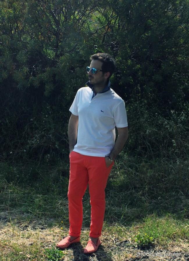 pantaloni uomo primavera estate 2014
