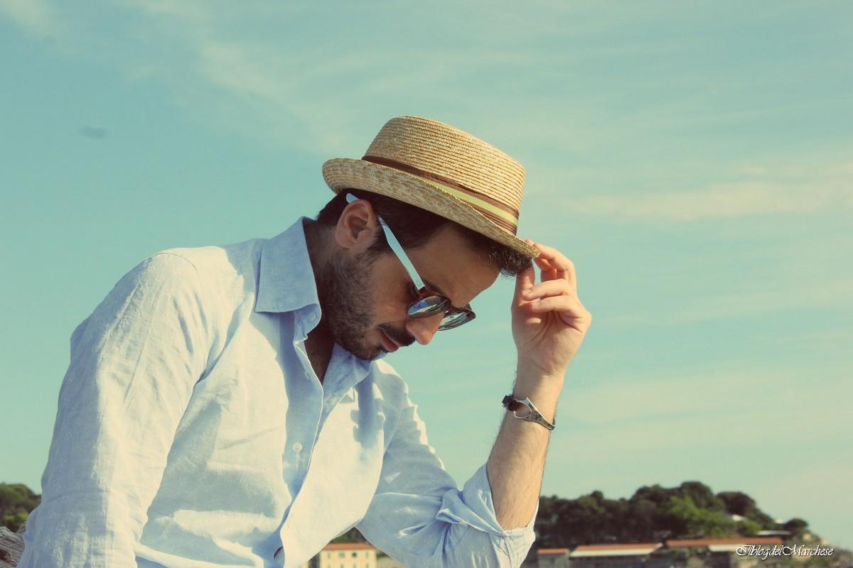cappelli in paglia da uomo panizza 1879 estate 2014 - Il blog del ... cd01d6141a0e