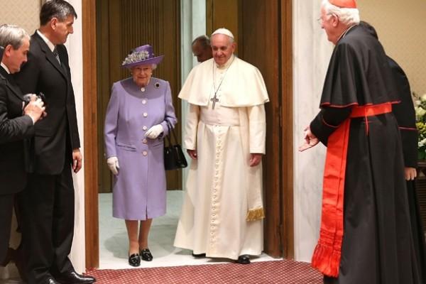 come vestirsi per andare in udienza dal papa
