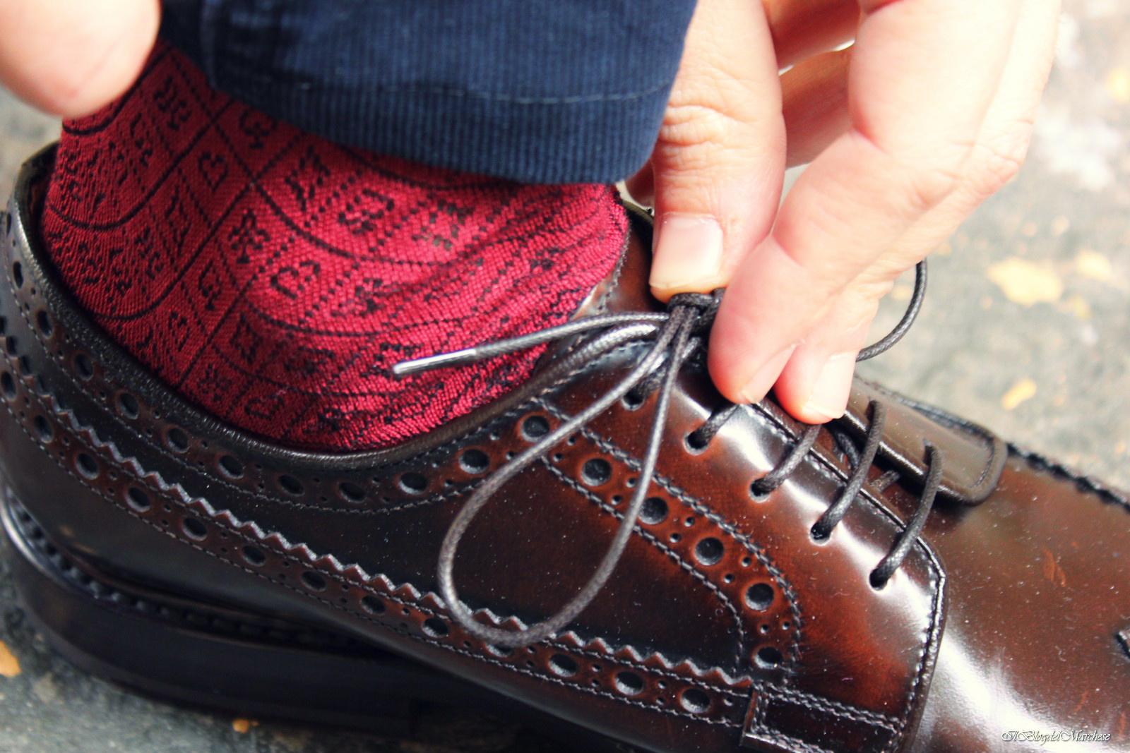 scarpe gergo