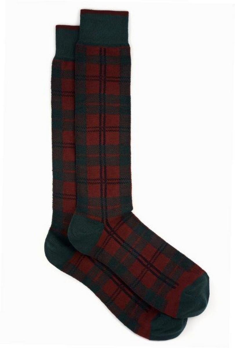 pacchetto alla moda e attraente buona qualità La migliore vendita del 2019 calze uomo tartan in the box - Il blog del Marchese