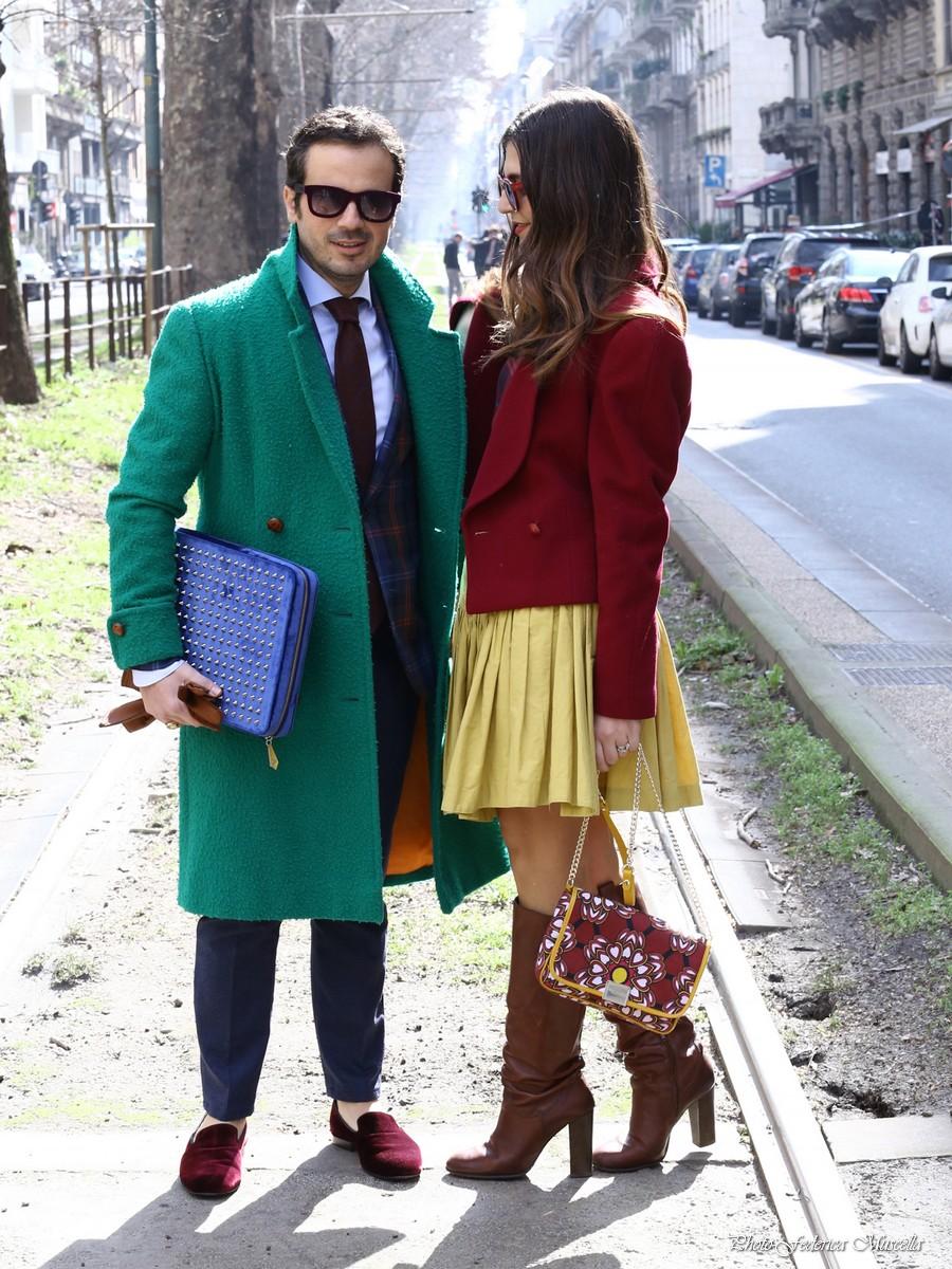 street style milano fashion week febbraio 2015