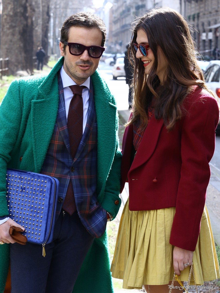 street style mfw february 2015