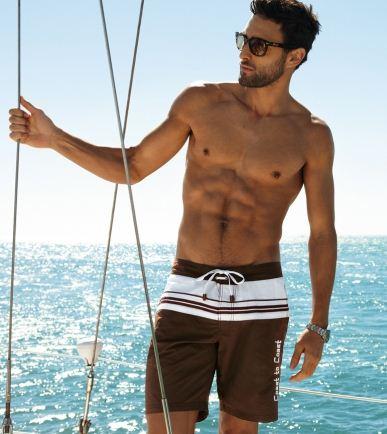 come scegliere il costume da mare per l'uomo