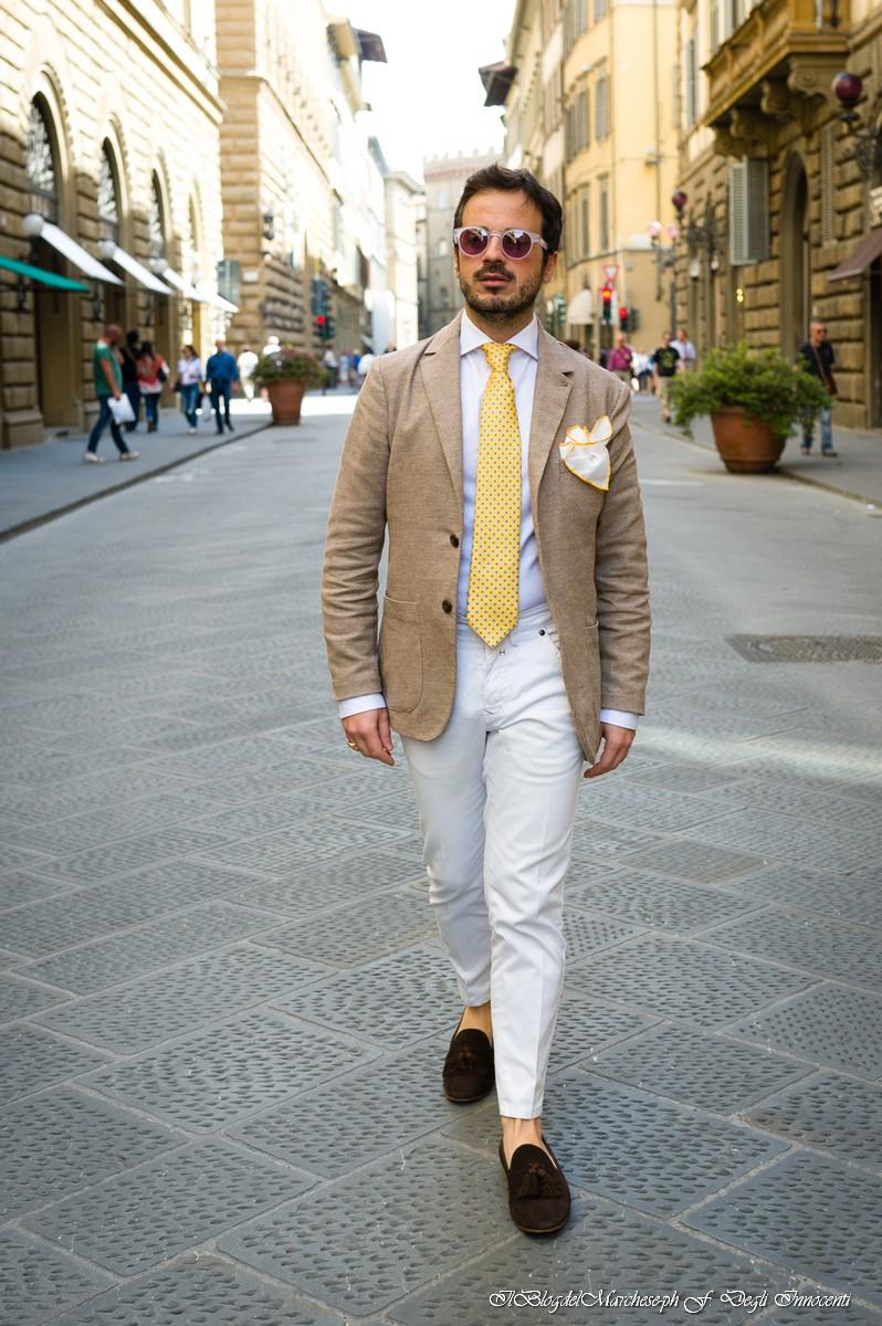 lucentezza adorabile cerca le ultime qualità eccellente pantalone bianco uomo primavera estate 2015 - Il blog del ...