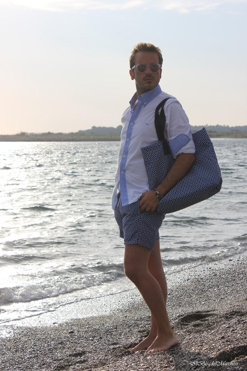 Abbigliamento Uomo Matrimonio Spiaggia : Ootd agosto il del marchese