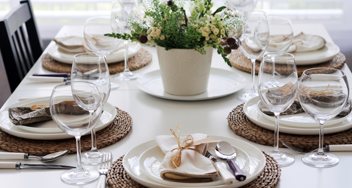 Si chiama pranzo o colazione il blog del marchese - Tavole da pranzo ...