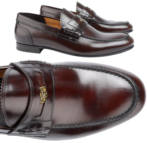 modello penny loafers