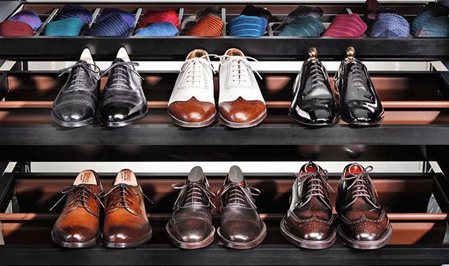 Guida ai modelli delle scarpe maschili