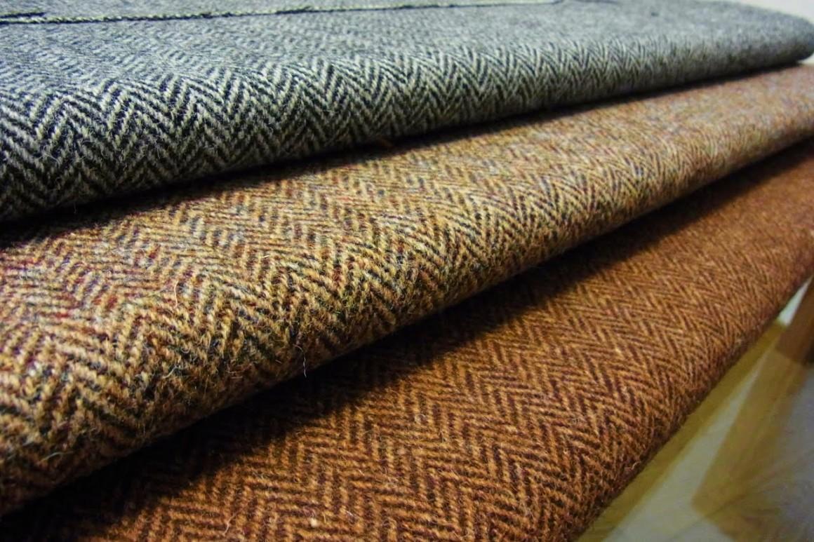 tessuto tweed