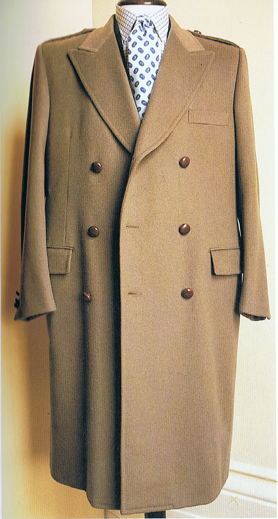 premium selection 08c1b 83f44 cappotto-british-warm - Il blog del Marchese