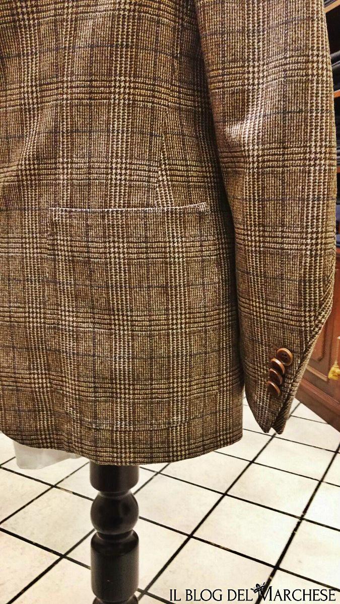 tasca a pignata giacca uomo