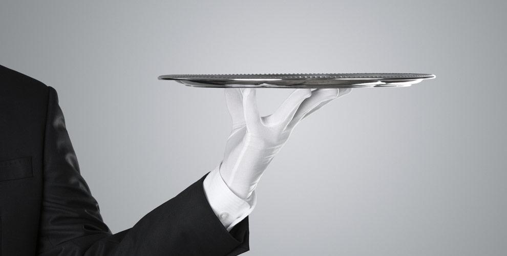 Gli stili di servizio a tavola