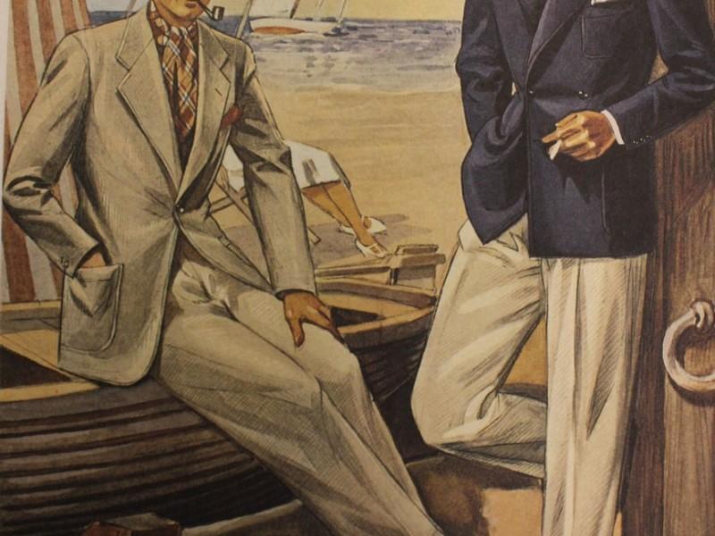 Vestaglia Da Camera Uomo : La vestaglia maschile del gentleman il del marchese