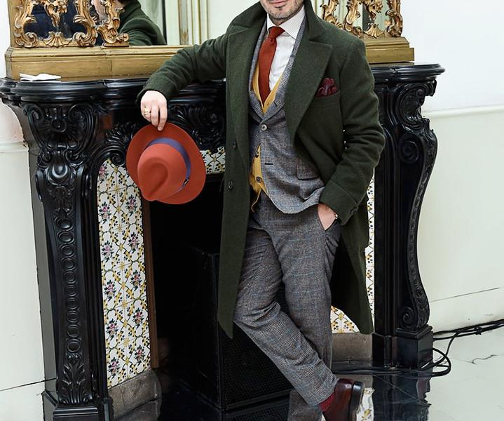 Havelock Guida Havelock Moda Uomo Style