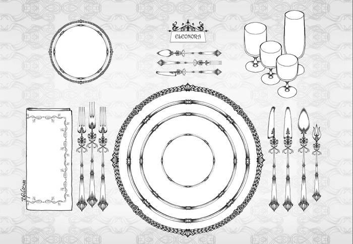 Il galateo a tavola regole fondamentali il blog del marchese - Si mette in tavola si taglia ma non si mangia ...