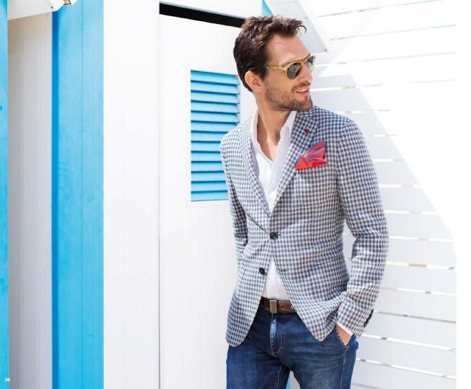 new style 68005 91f05 giacche sportive da uomo primavera estate 2016 - Il blog del ...
