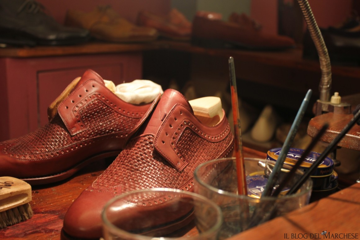 bespoke italian mens shoes