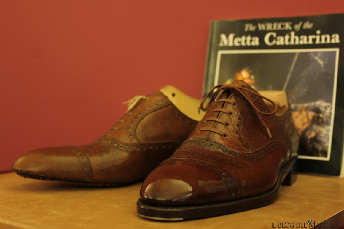 bespoke italian shoes