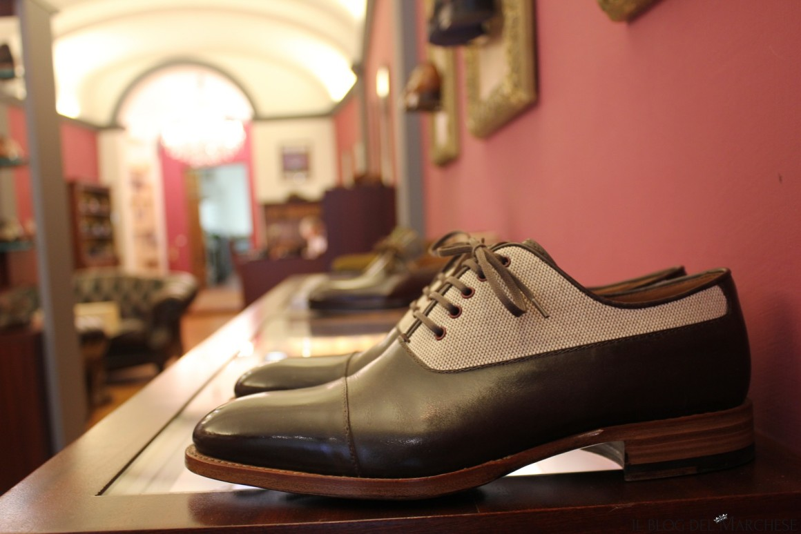 bespoke shoes mario bemer
