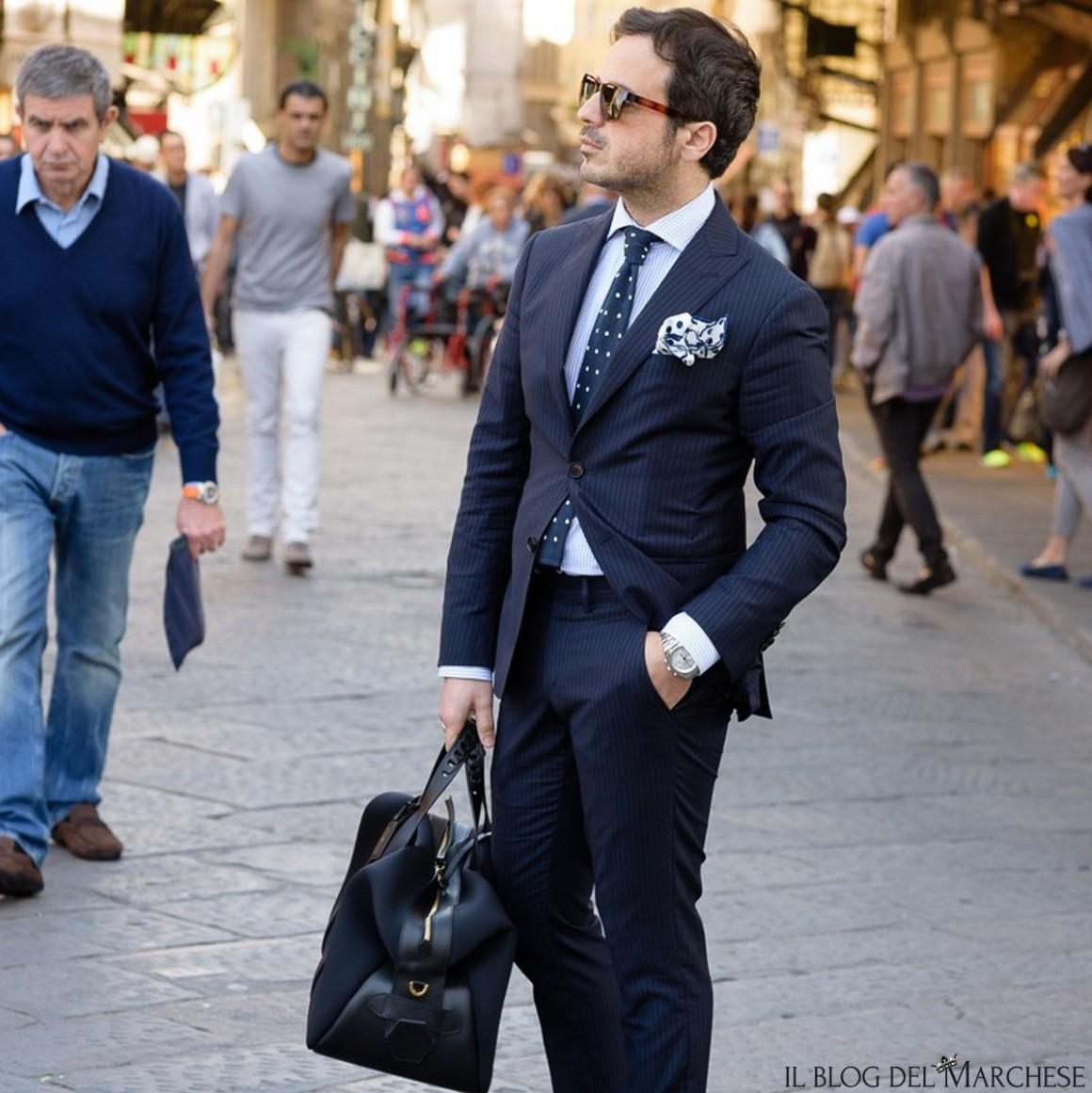 blog sullo stile e moda maschile