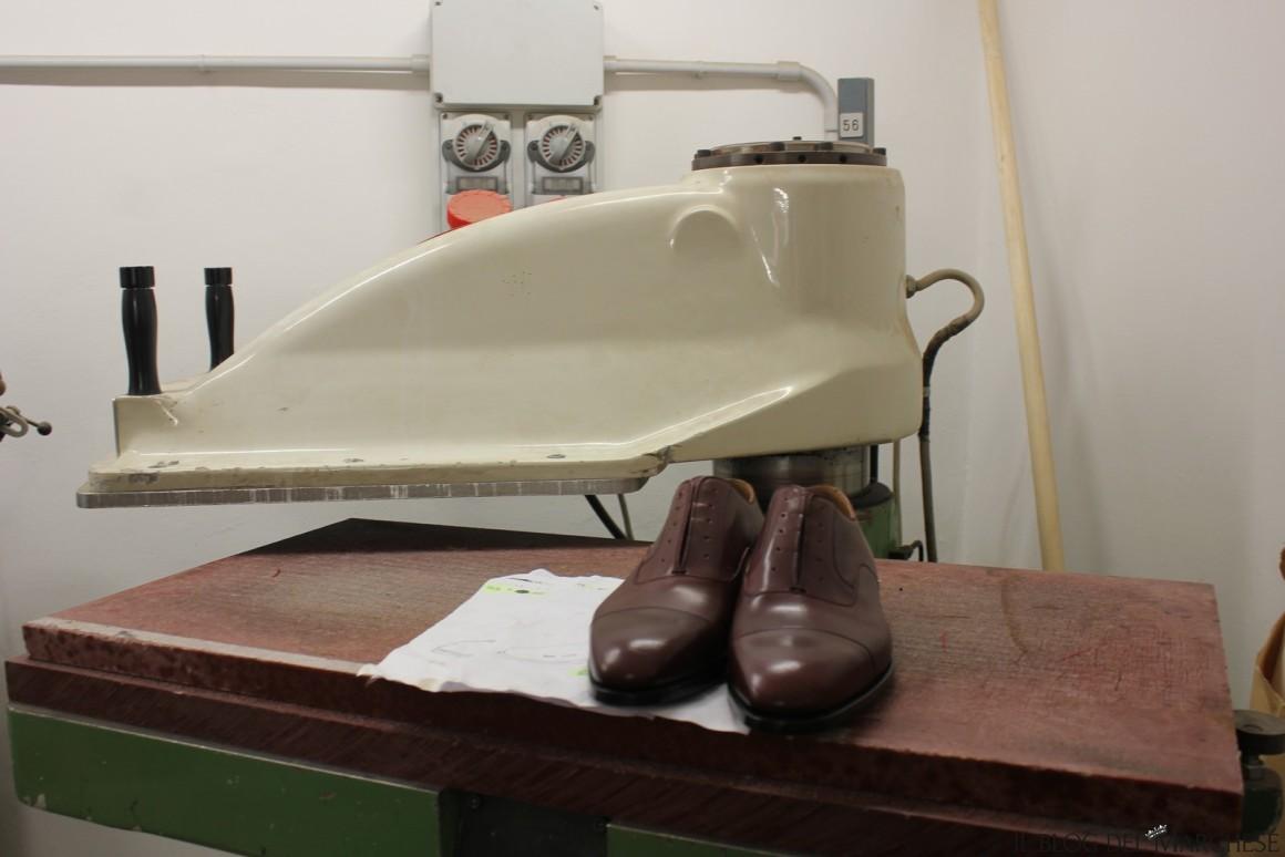 macchine per lavorare le scarpe