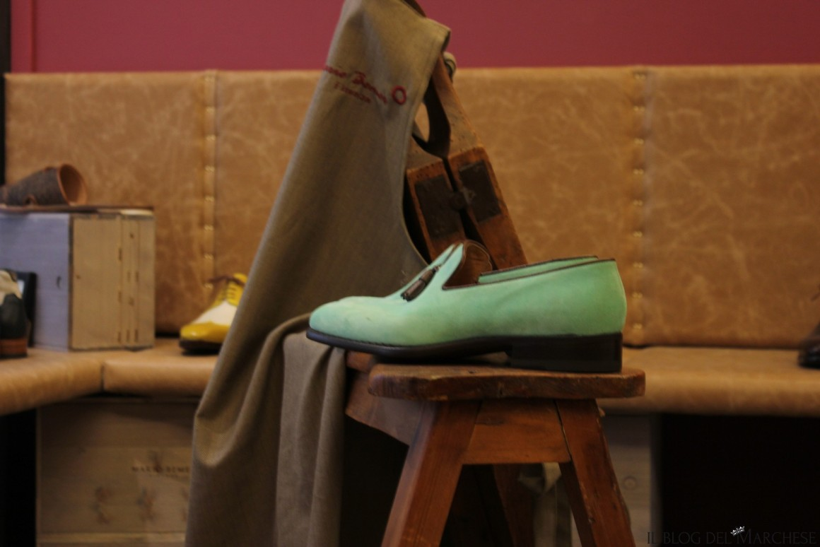mario bemer bespoke shoes