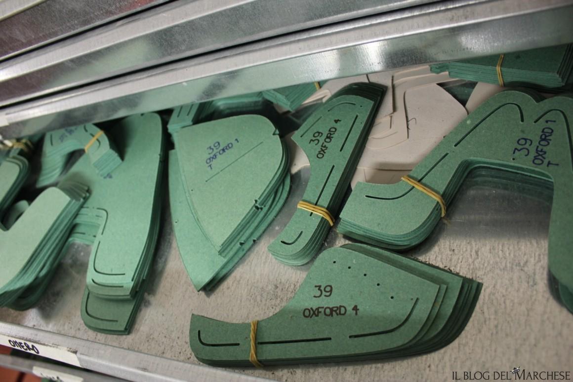 modelli per scarpe su misura