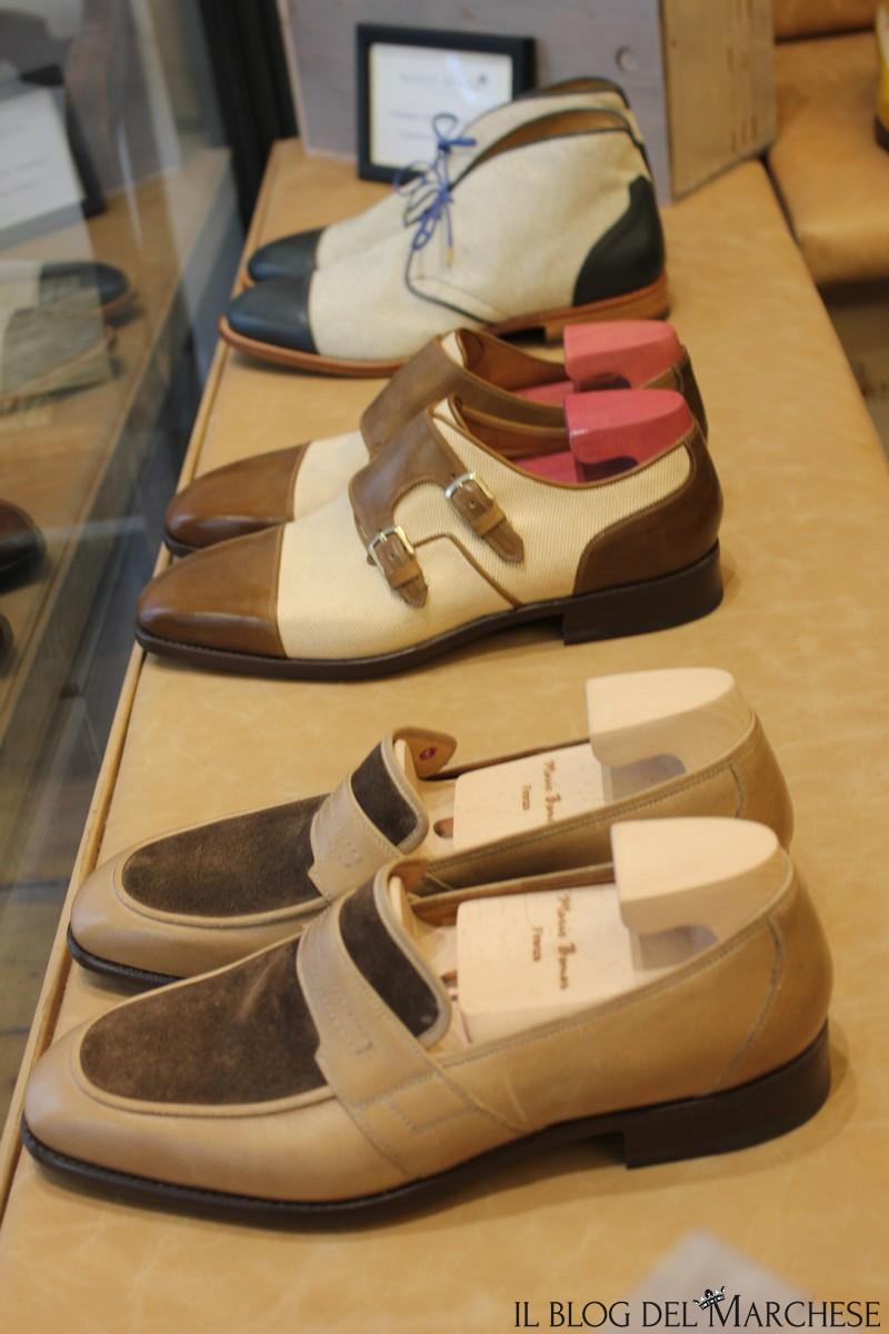modelli scarpe uomo su misura