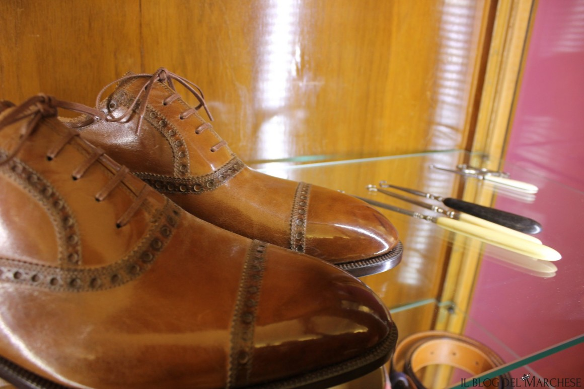 scarpe artigianali a firenze