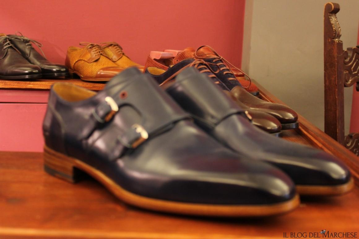 scarpe doppia fibbia mario bemer