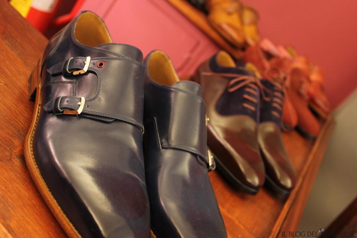 scarpe su misura da uomo