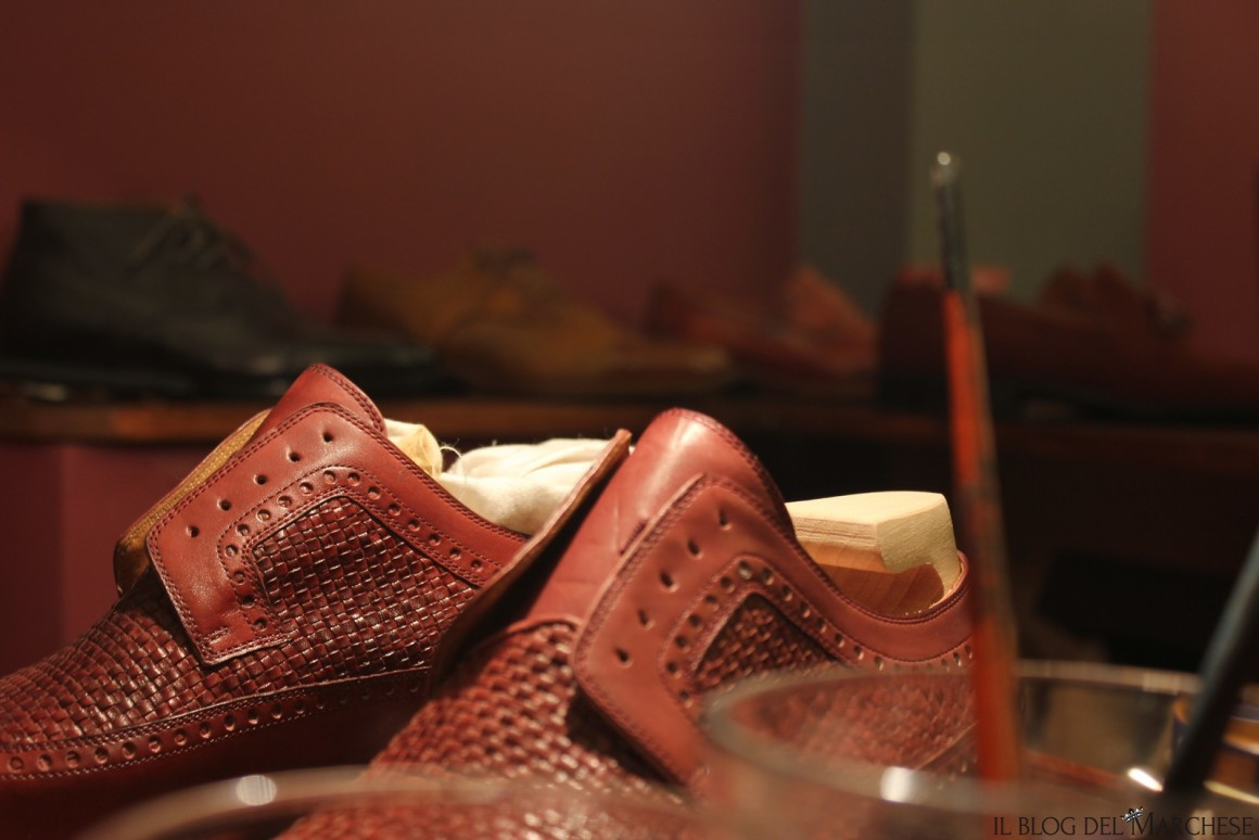 scarpe su misura maschili