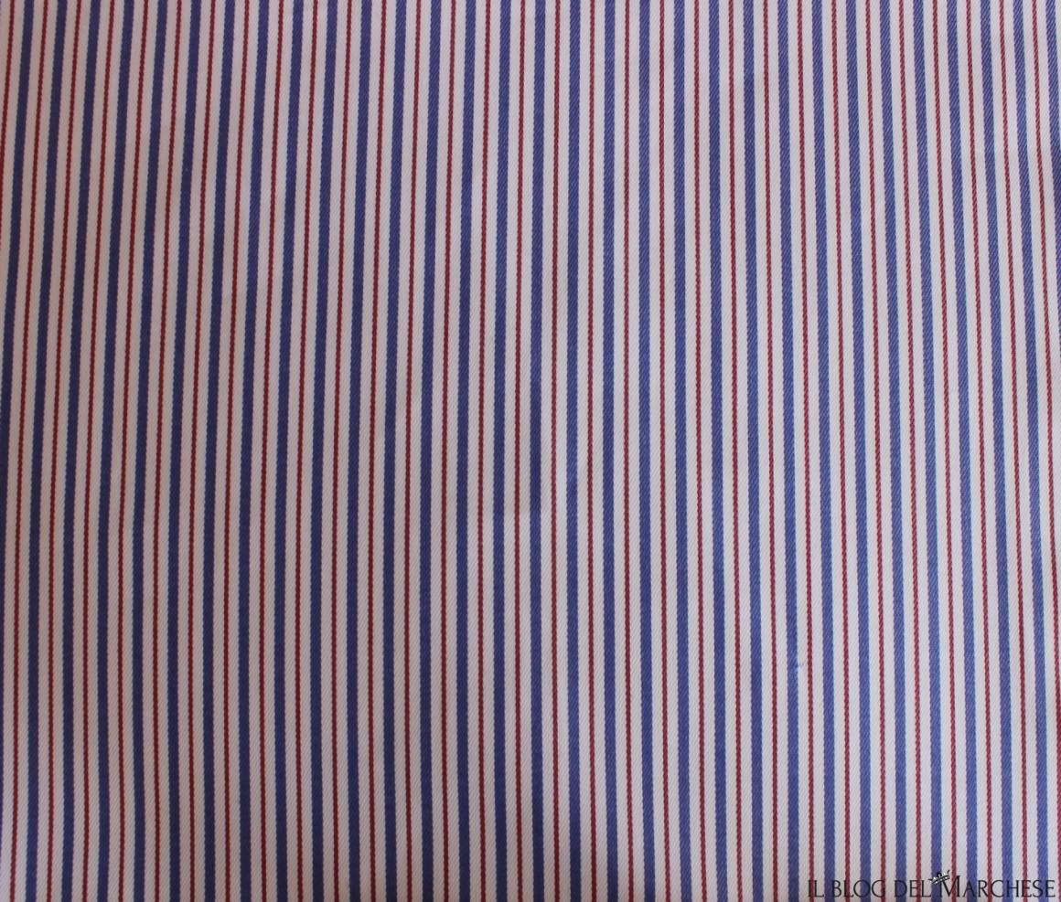 tessuto a riche per camicia