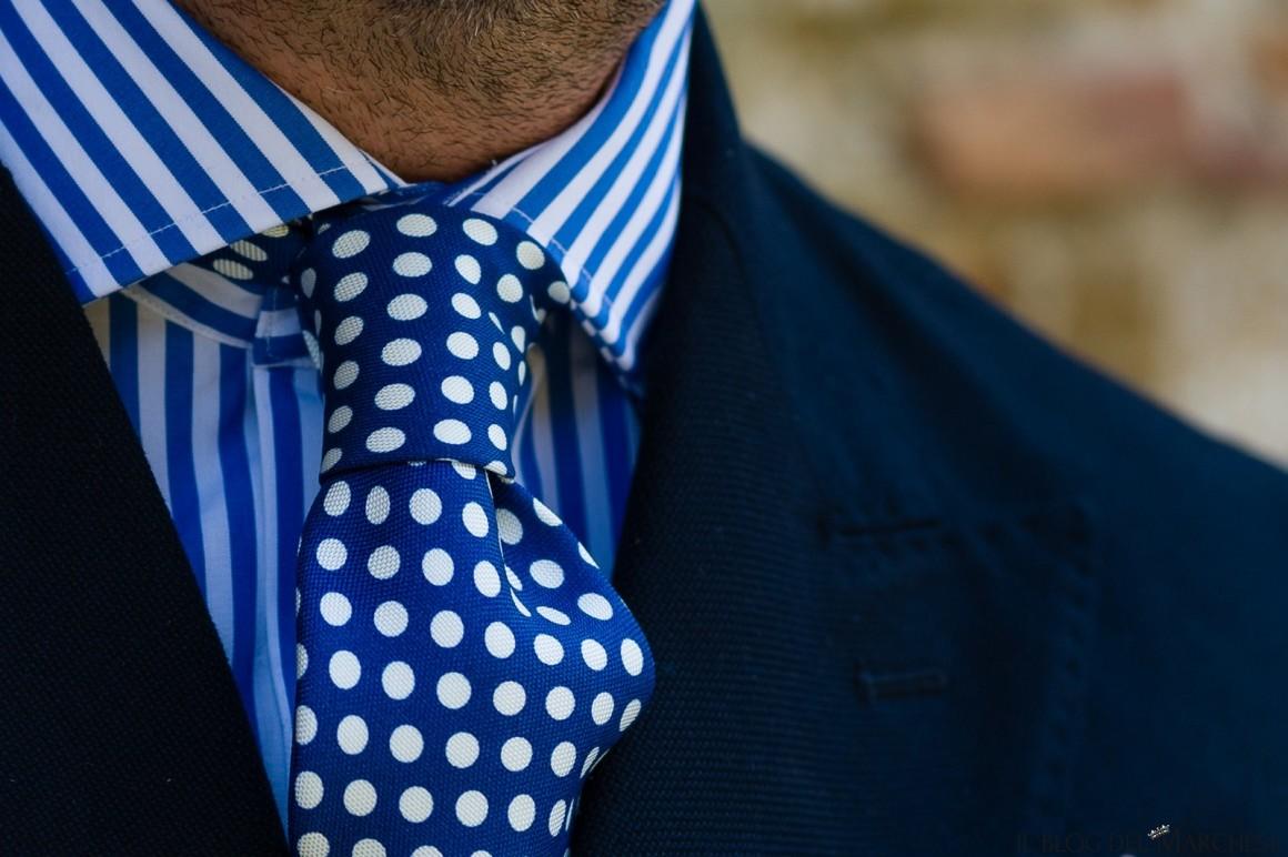 cravatta a pois callabrese 1924