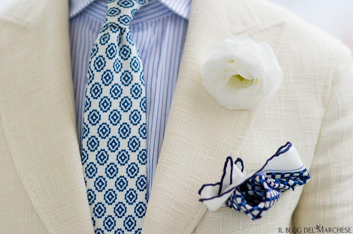 cravatte in seta primavera estate 2016