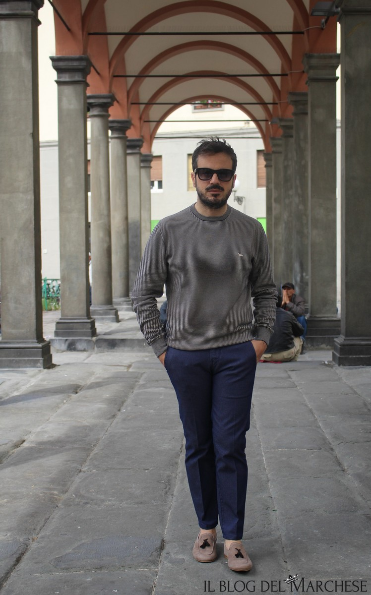 Street Style Editorial Stock Photo - Stock Image ... |Italian Mens Summer Street 2013