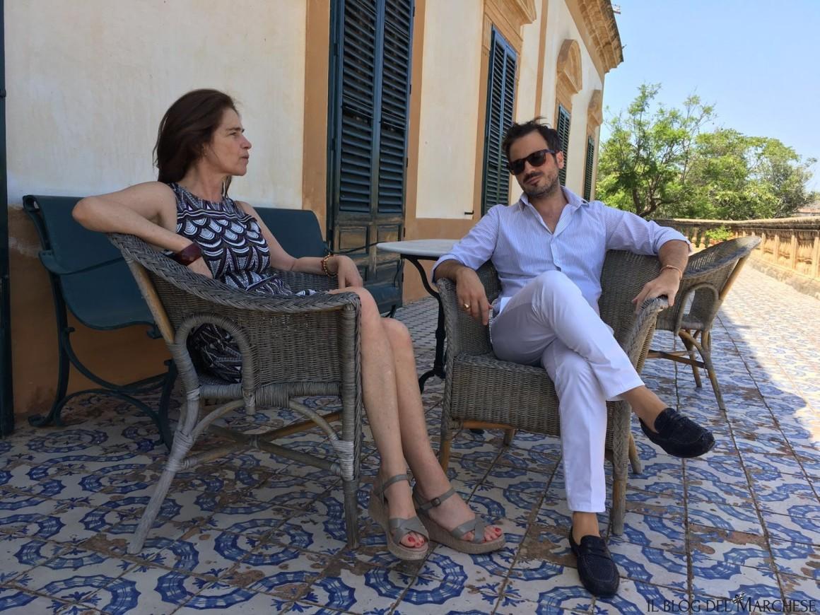 il blog del marchese ed anna monroy a bagheria