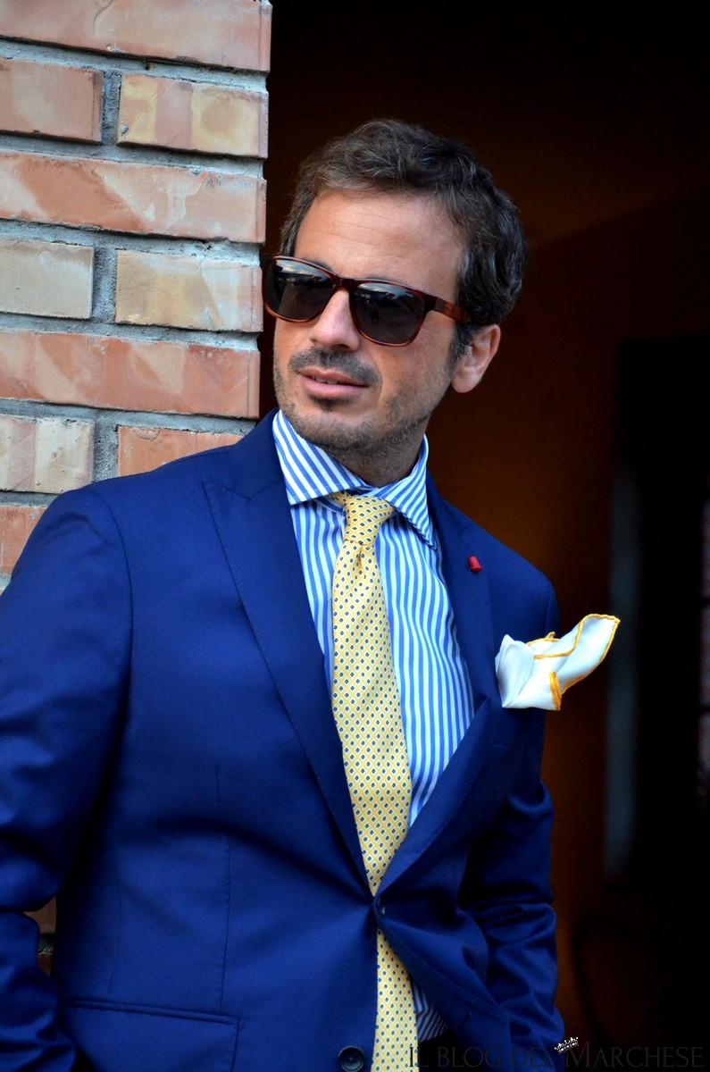Famoso Abbinare abito blu uomo - Il blog del Marchese EC14
