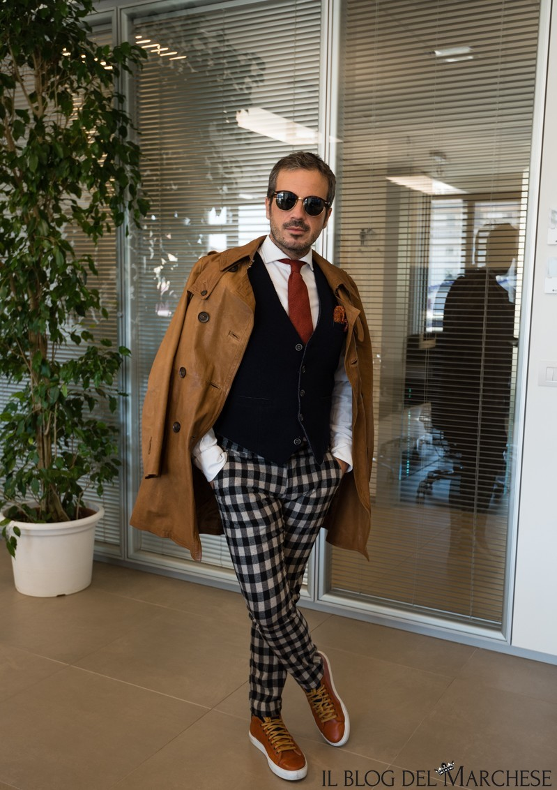 pantaloni-a-quadretti-da-uomo entre amis
