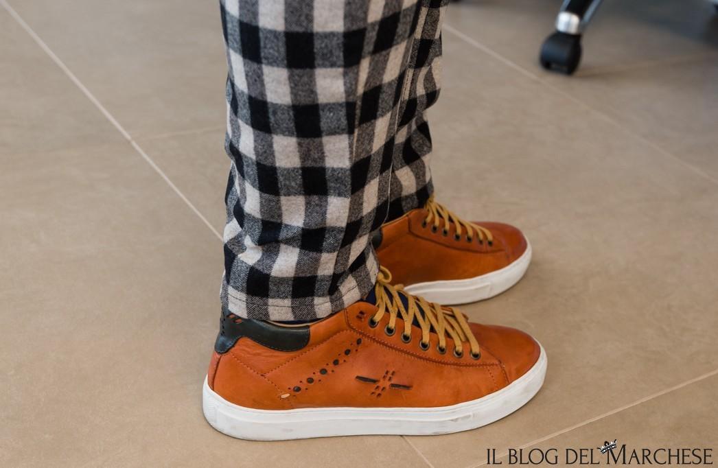 sneaker-arancione-da-uomo