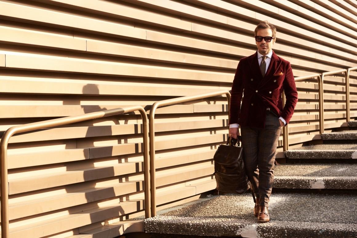 blog moda maschile