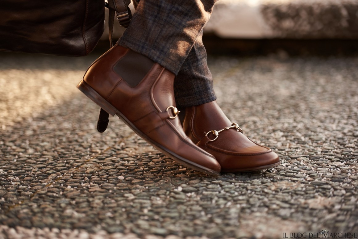 blog sulle scarpe maschili