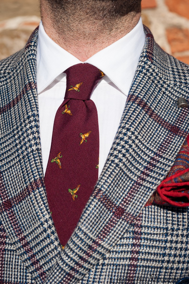 calabrese 1924 cravatte
