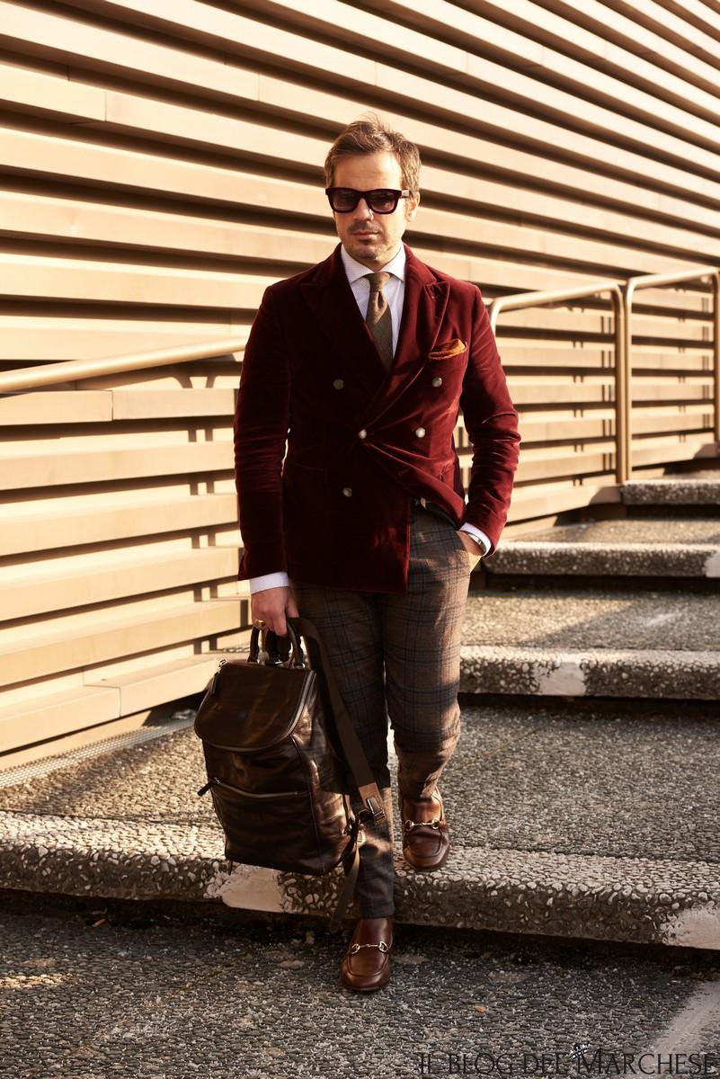 blogger moda uomo in italia