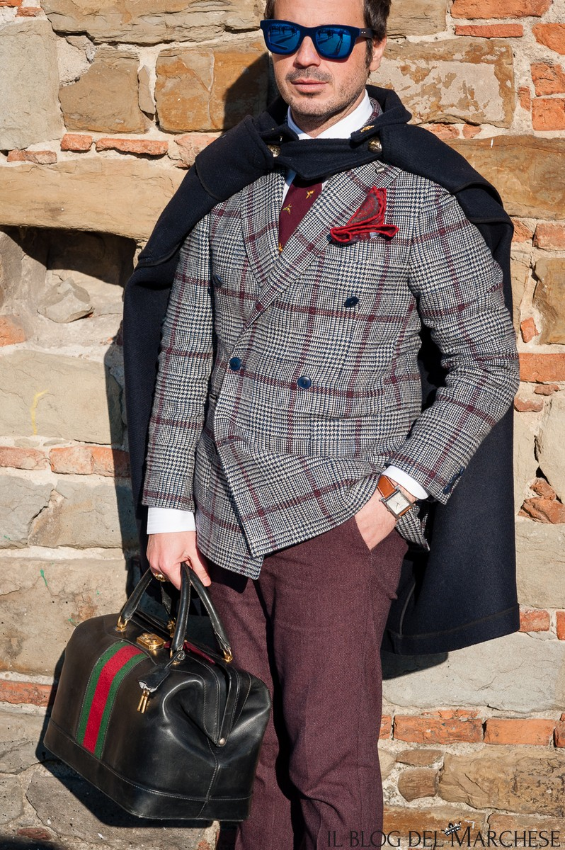 street style pitti uomo 91 january 2017