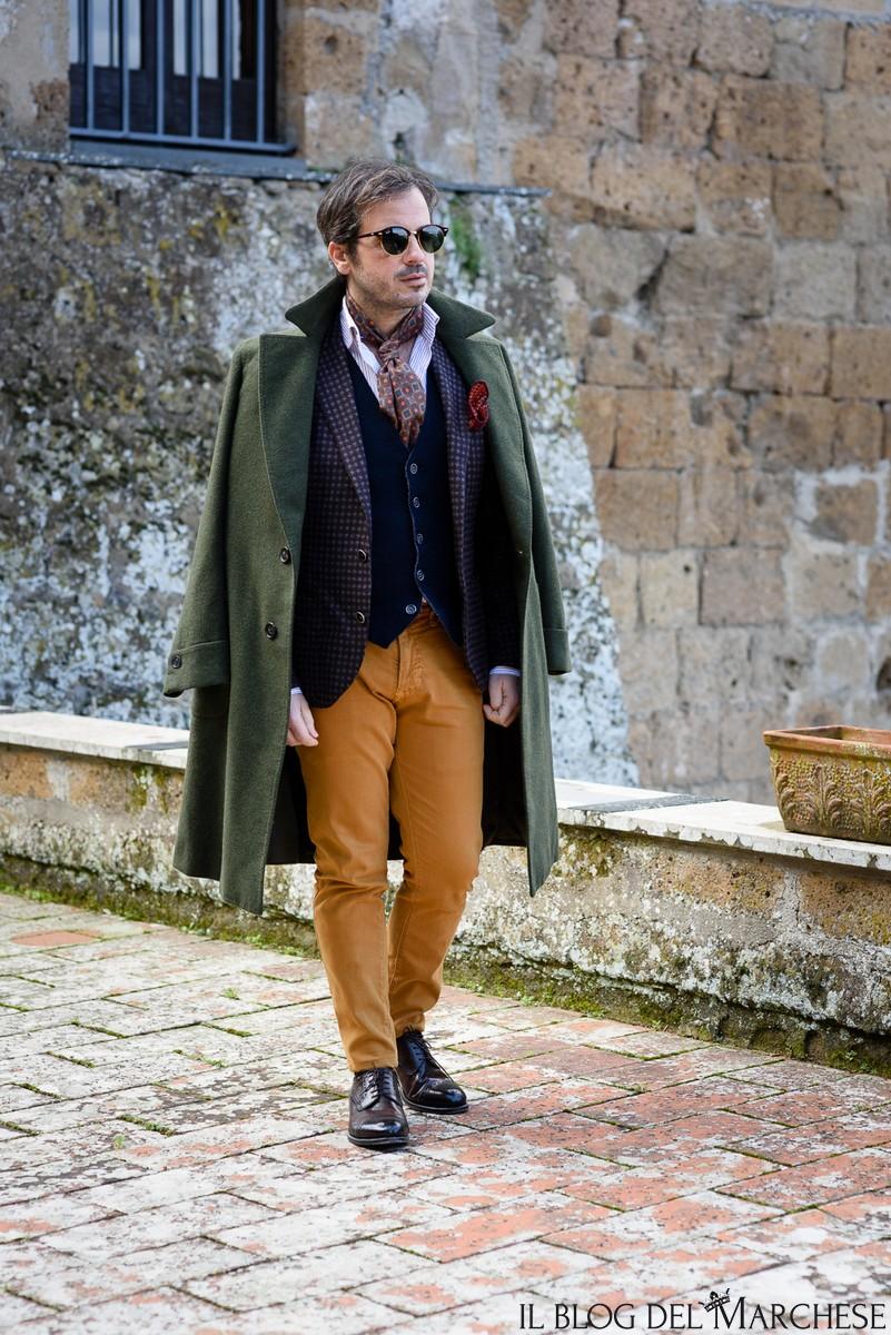 cappotto doppio petto sartoria ripense