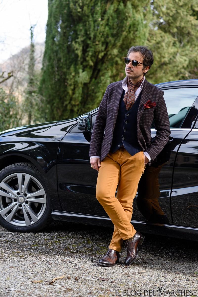 giacca napoletana
